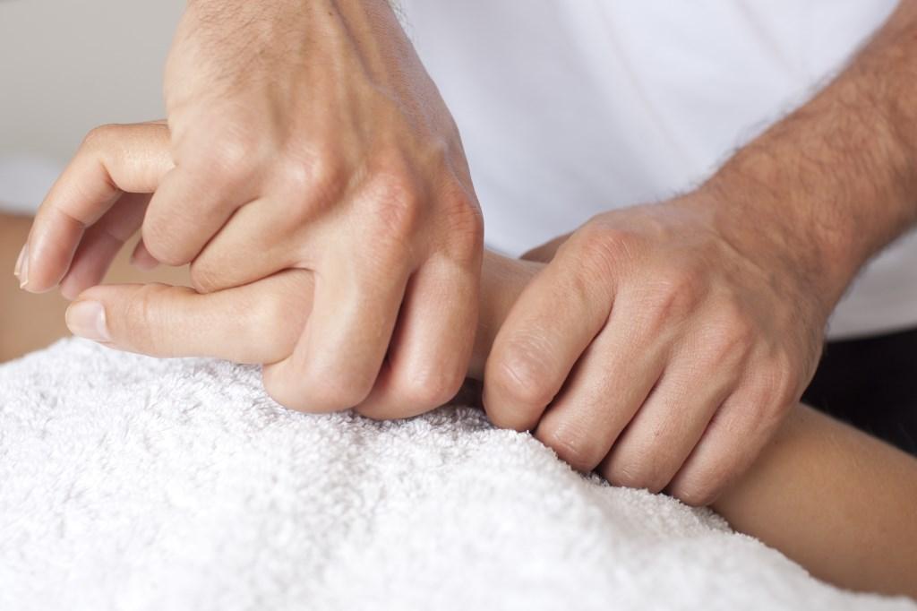 mobilizzazione della mano
